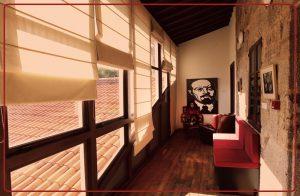 Galería - Casa dos Poetas