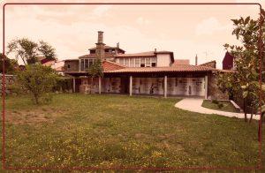 Horta - Casa dos Poetas