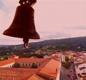 Torre das Campás do Mosteiro de San Salvador (San Rosendo)