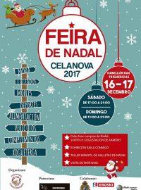 Feira de Nadal en Celanova