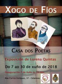 """Exposición """"Xogo de Fíos"""""""