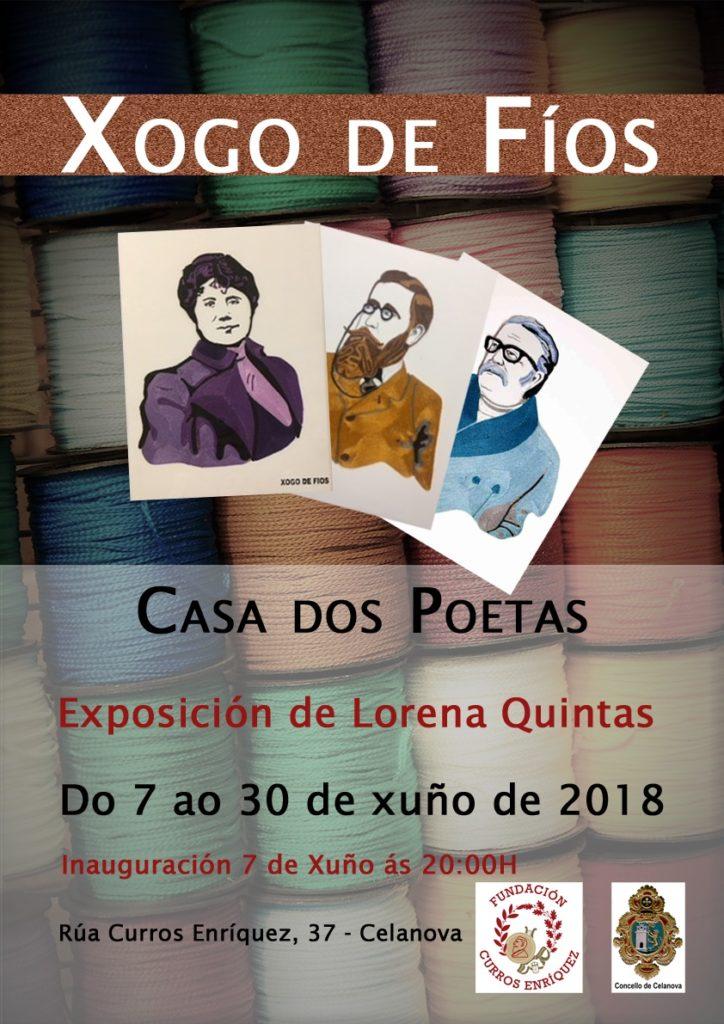 Exposición «Xogo de Fíos»