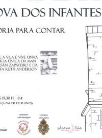 Visita teatralizada a Vilanova o vindeiro 12 de maio