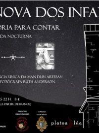 Visita teatralizada a Vilanova dos Infantes o 21 de xullo