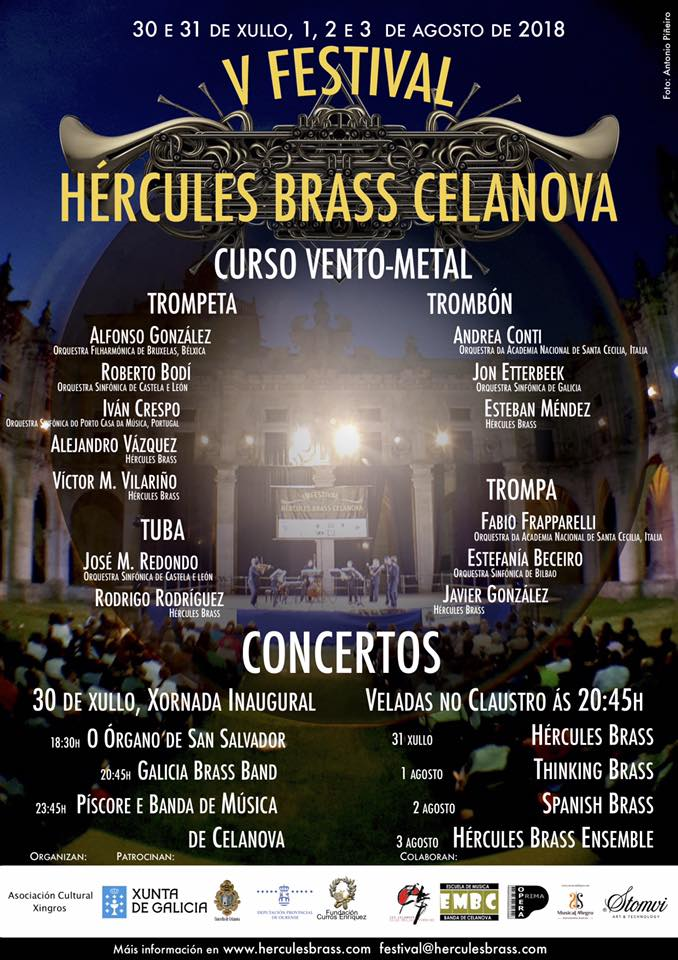 Festival Hércules Brass 2018