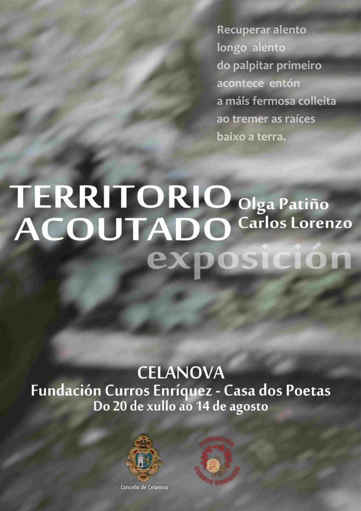 """Exposición """"Territorio Acoutado"""""""