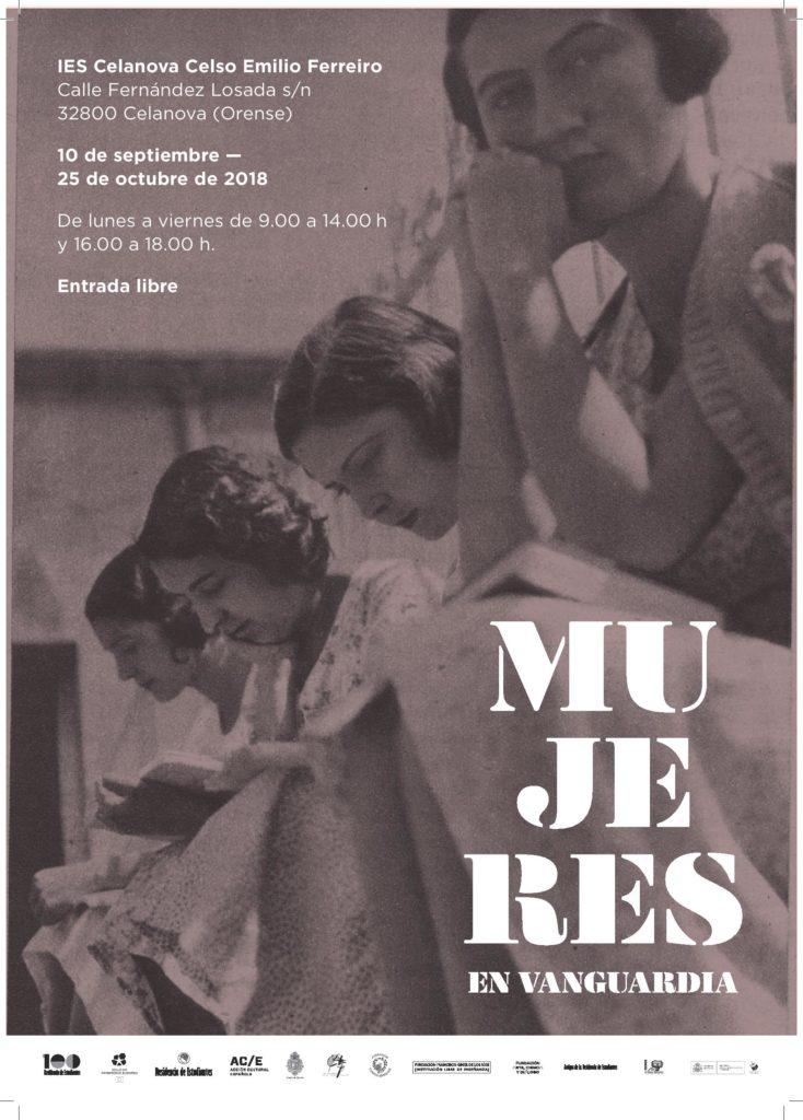 Exposición – Mujeres en Vanguardia