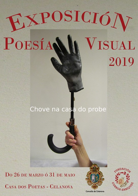 Exposición Poesía Visual (26 marzo-31 maio)