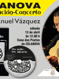 """Na  noite, no silencio"" de Juan Manuel Vázquez"
