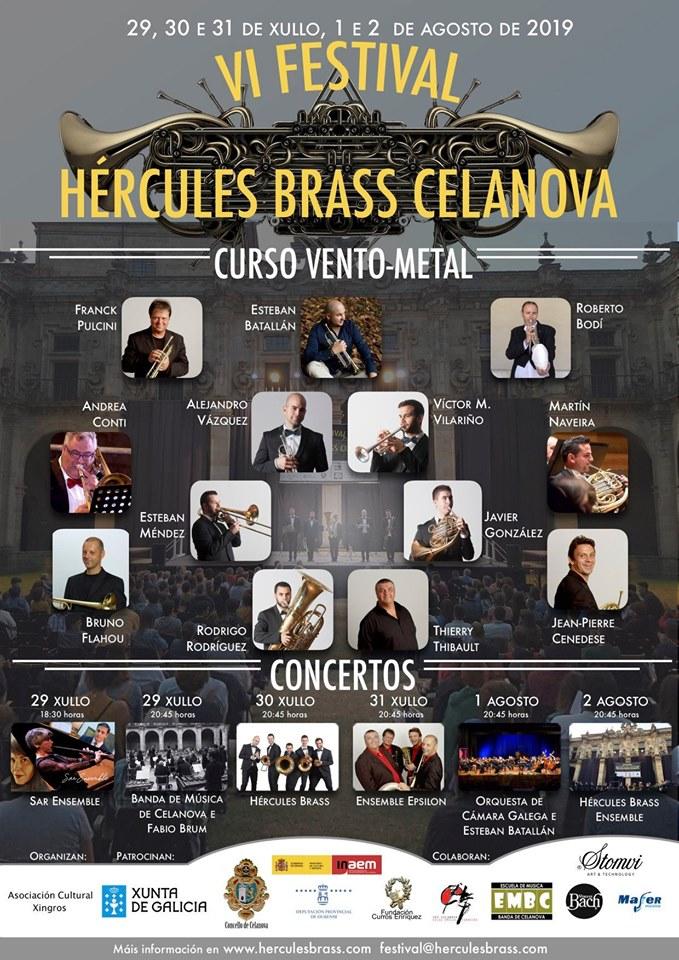 Festival Hércules Brass 2019