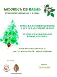 Ludoteca de Nadal da Fundación Curros Enríquez