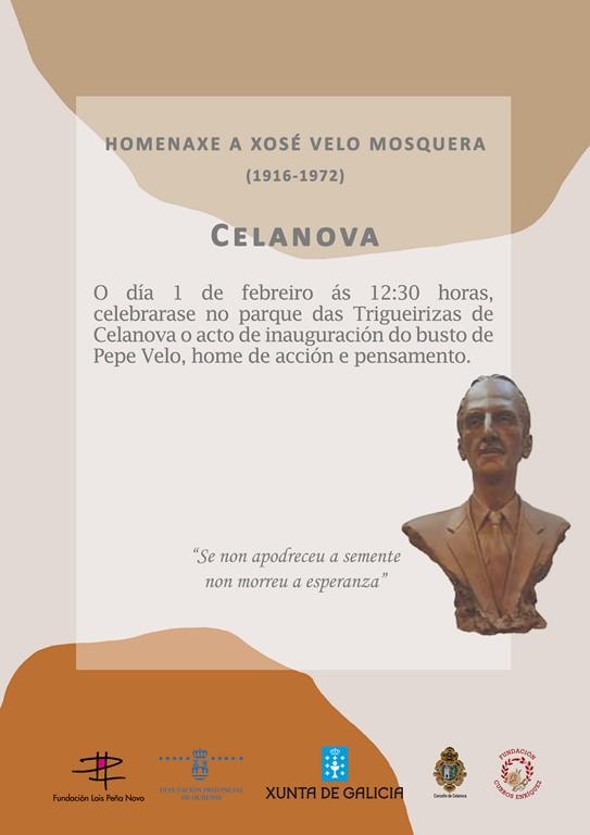 Homenaxe a Xosé Velo Mosquera