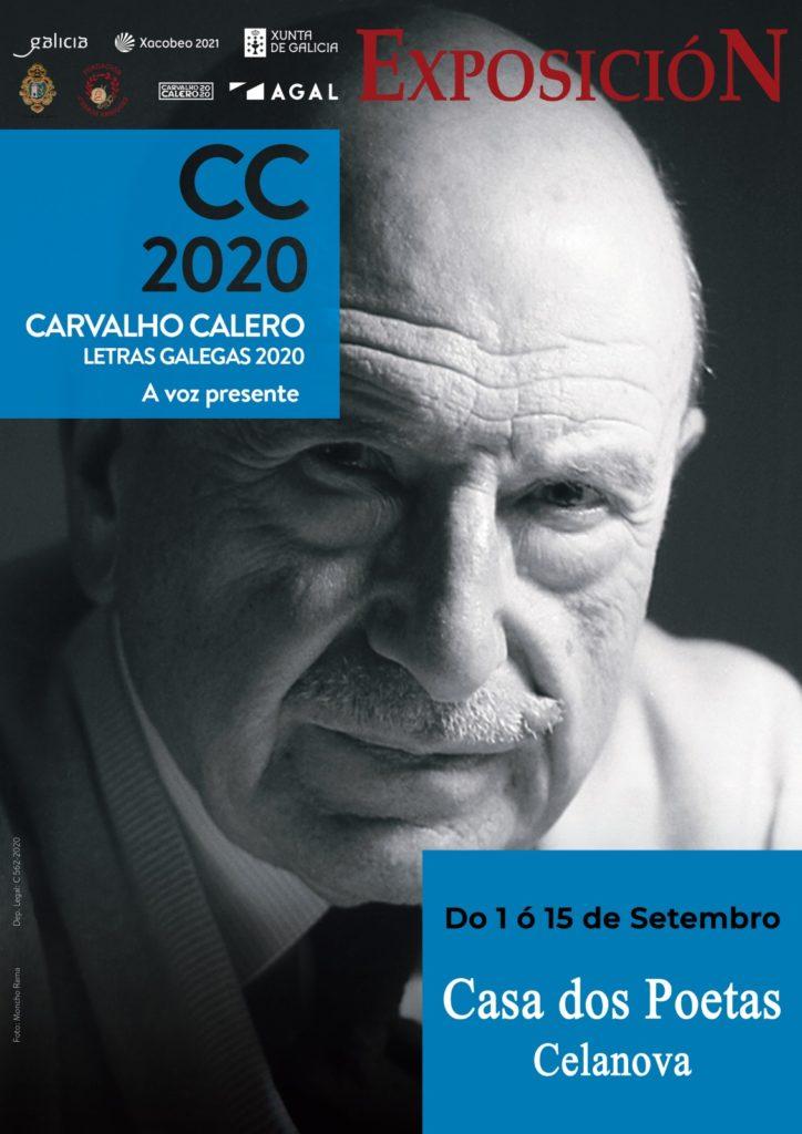 Exposición de Carvalho Calero