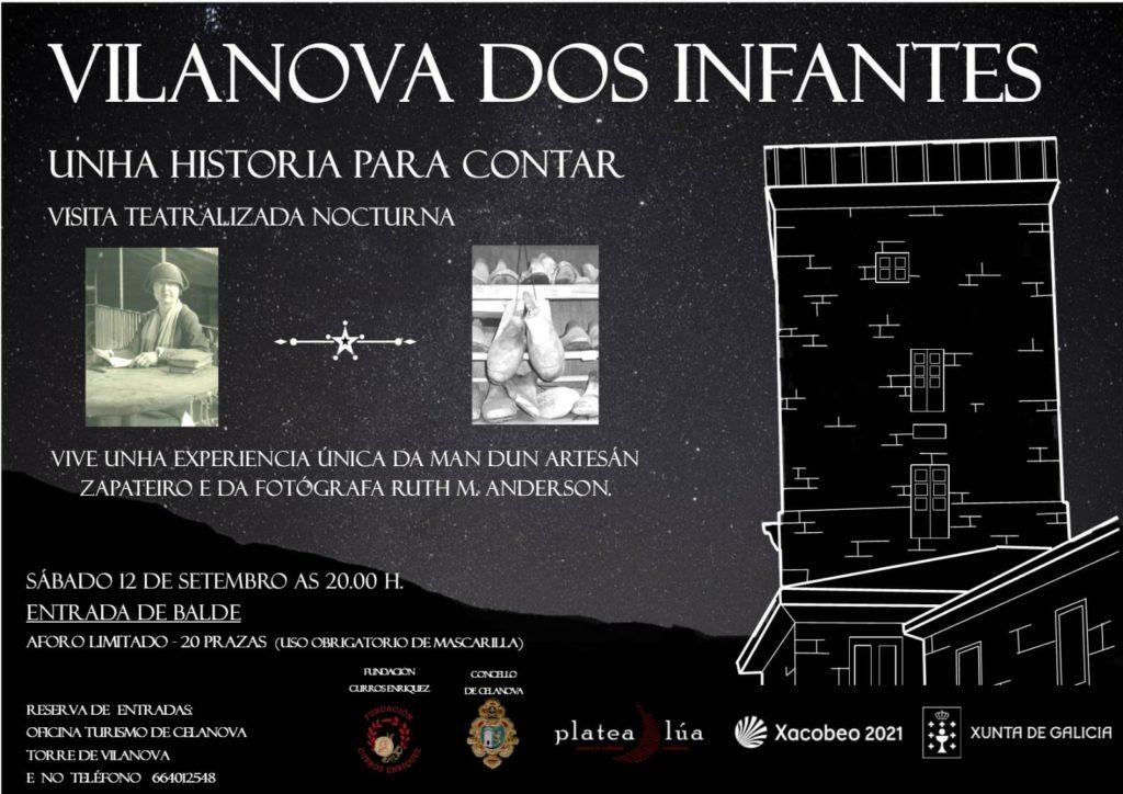 Vilanova dos Infantes – Unha historia para contar
