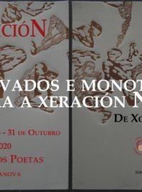 Exposición de gravados e monotipos para a Xeración Nós