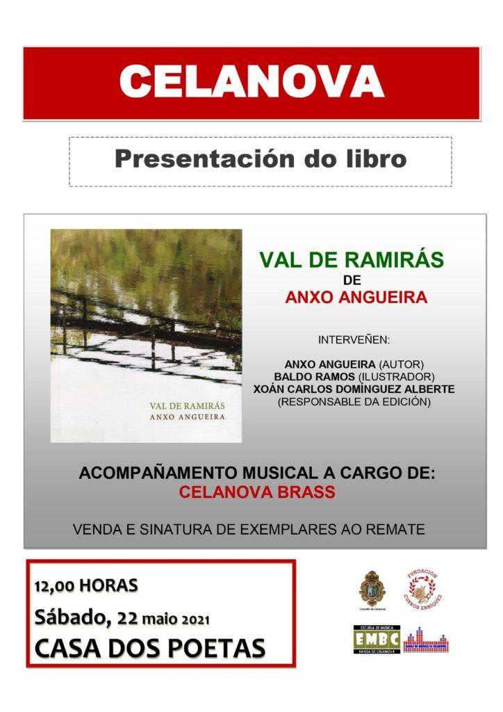 Presentación do libro «Val de Ramirás»
