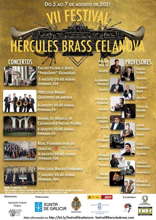 Festival Hércules Brass