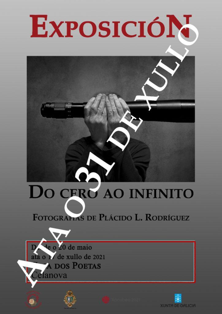 Exposición do «Cero ao Infinito»