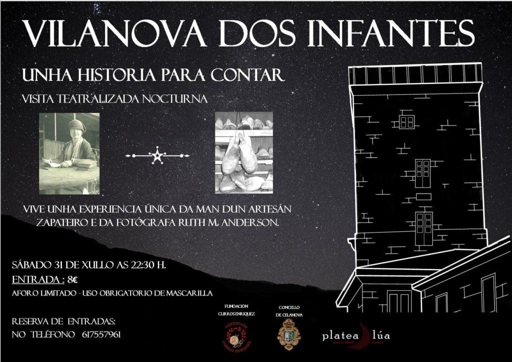 Visita teatralizada – Vilanova dos Infantes